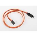 8GR3048 JR014 predlžovací kábel 600mm JR s poistkou (PVC)