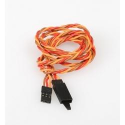 8GR3068 JR024 predlžovací kábel krútený 900mm JR s poistkou (PVC)