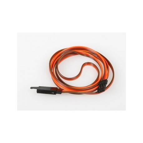 8GR3052 JR016 predlžovací kábel 900mm JR s poistkou (PVC)