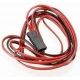 HITEC RX RECEIVER BATTERY CHARGE CORD 57372