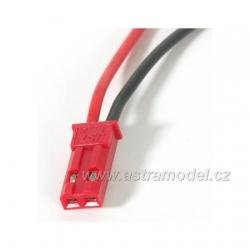 Kábel s konektorom BEC - samica