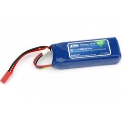 E-flite LiPol 11.1V 800mAh 3C
