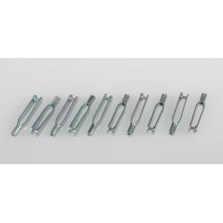 Vidlička kovová M3 10ks PEL