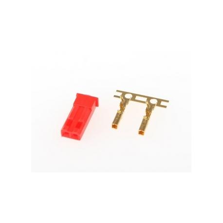 BEC konektor 1kus vč. pinov (Female / Samice)
