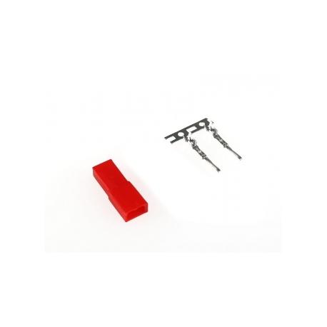 BEC konektor 1kus vč. pinov (Male / Samec)
