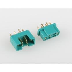 7925/5 MPX konektor zelený 1 pár