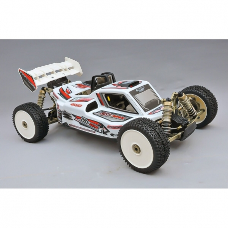 RR5 Buggy Max FT-R CF Rolling Chassis