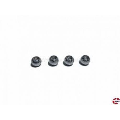SPS08 - Hliníkové guličky čapov B10