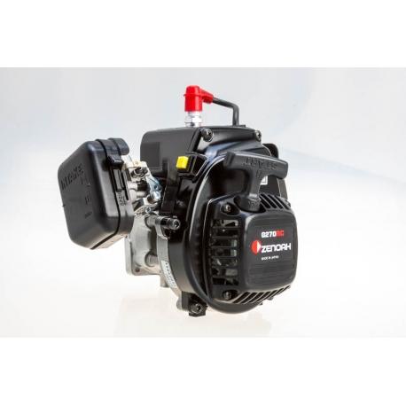 Motor Zenoah G270RC 25,4ccm (vrátane spojky, tlmiča výfuku, filtra)