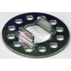 GX38, kovový brzdový kotúč