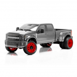 CEN Ford F450 SD Grey 4WD 1/10 RTR