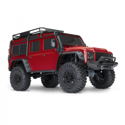 TRX-4 LR Defender 4x4 RTR  1/10 4WD Scale-Crawler Brushed