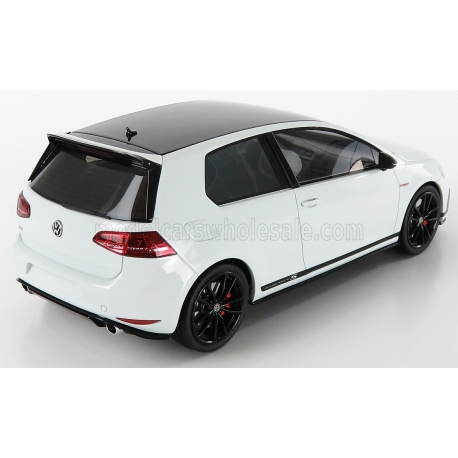 VOLKSWAGEN - GOLF GTi CLUBSPORT S 2014 - WHITE