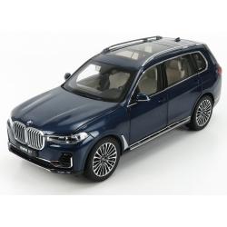 KYOSHO - 1/18 - BMW - X7 (G07) 2019 - PHYTONIC BLUE