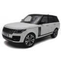 LCD MODEL - 1/18 - LAND ROVER - RANGE ROVER SV AUTOBIOGRAPHY DYNAMIC 2020 - BIELA ČIERNA