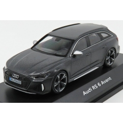 1/43 - AUDI - A6 RS6 AVANT 2020 - MATT DAYTONA GREY