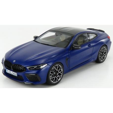 1/18 - BMW - 8-SERIES M8 COUPE (F92) 2020 - BAY MATT BLUE