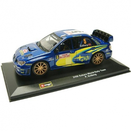 Bburago 2006 Subaru World Rally Team (Petter Solberg)