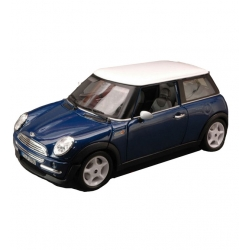 Bburago Mini Cooper KIT 1:18 Blue