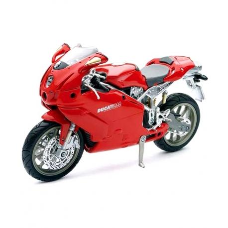 Maisto 1:18 Ducati 999s