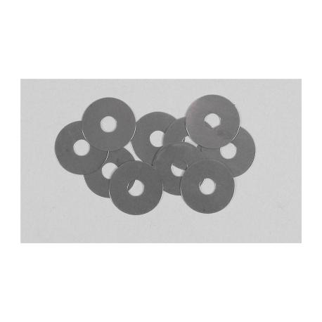 Vymedzovacie podložky 5x17x0,1mm, 10ks