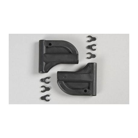 Predné, horné plastové ramena 4WD