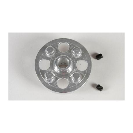 Alu unášač ozubeného kolesa 52 mm