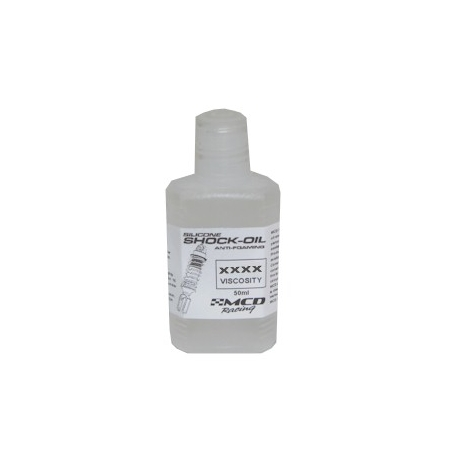 MCD Silicone Shock Oil 250 Weight