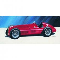 Smer Model auto Alfa Romeo Alfetta 1950