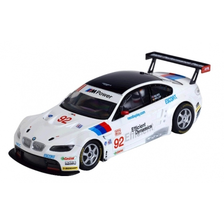 SCX - BMW M3 GT2 No.92 M-Power - White with classic BMW M-colours