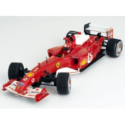 1:32 SCX 61730 Ferrari F2004 Michael Schumacher F1 Slot Car