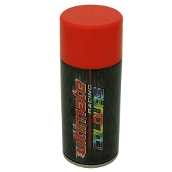 Ultimate Racing Lexanspray fluo orange 150 ml